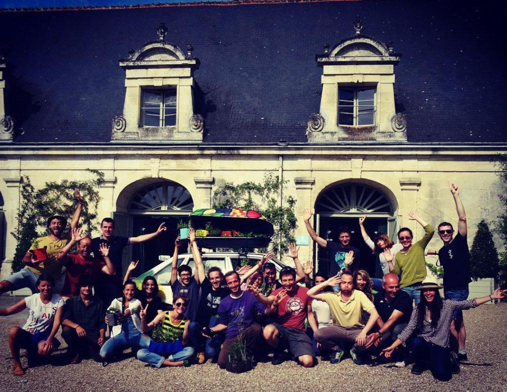 Tour de France - Happycultors - agriculture urbaine - margaux bounine