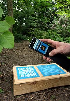 jardin connecté - jardin 2.0 - espace vert 2.0 - jardiner en ville - végétal - ville - potager connecté