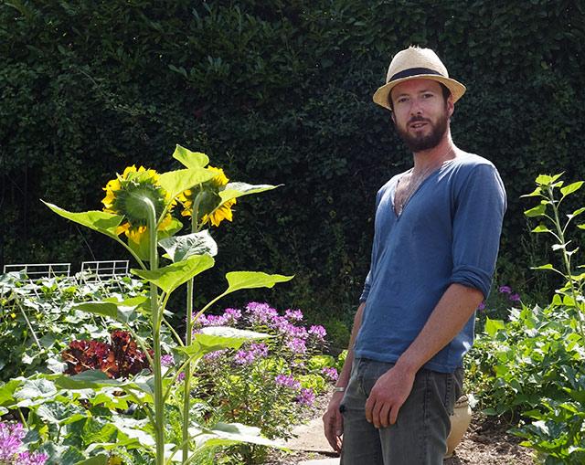 culture d'entreprise - yann lescouarch - corporate gardening - potager entreprise